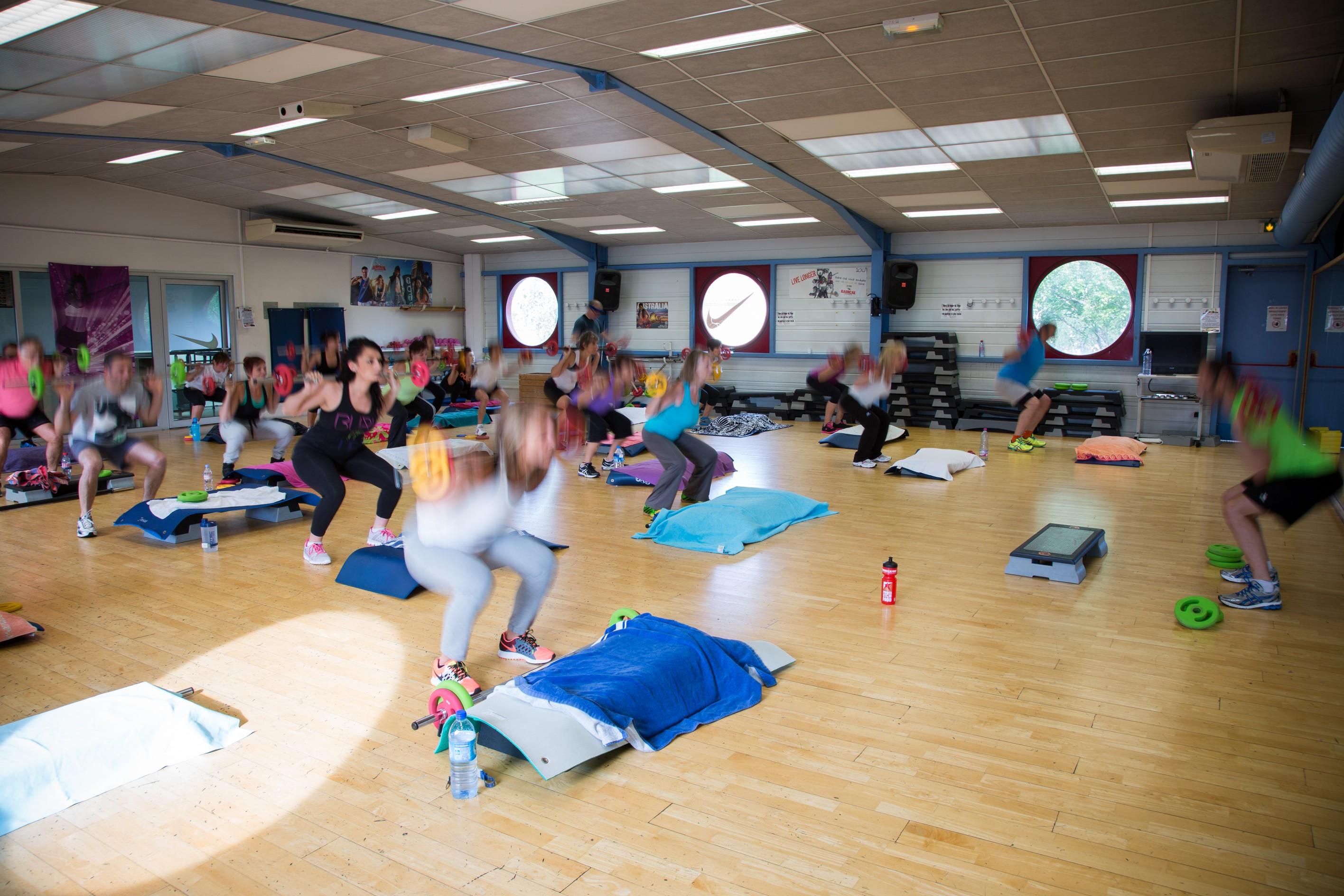 Centre de fitness et remise en forme ikébana